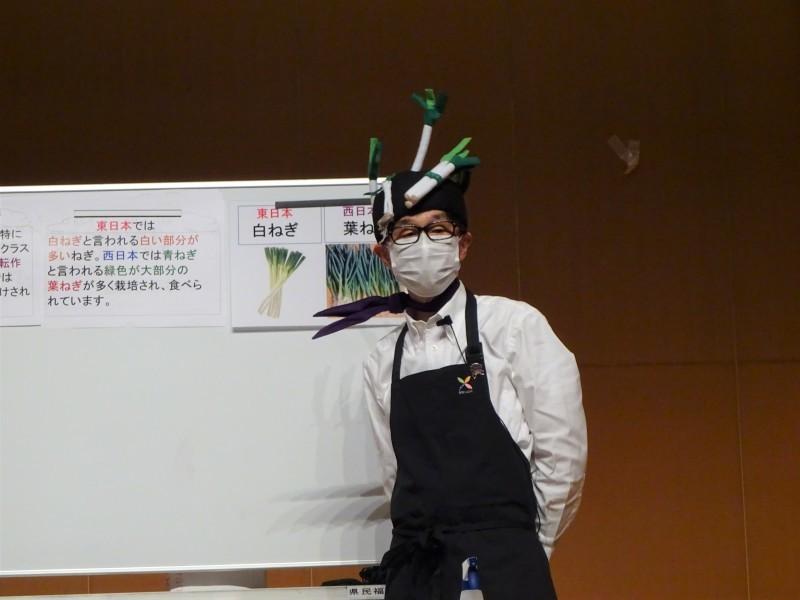 青森シニアカレッジ「野菜の魅力と力」_d0366509_08543824.jpg