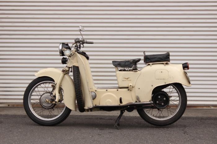 Moto Guzzi Galletto 160 入荷_a0208987_15460859.jpg