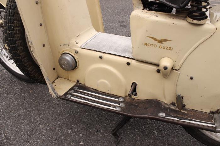Moto Guzzi Galletto 160 入荷_a0208987_15462402.jpg