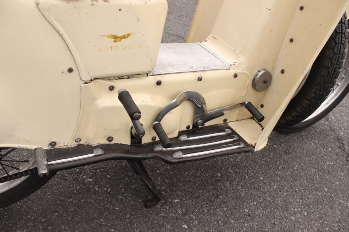 Moto Guzzi Galletto 160 入荷_a0208987_15463092.jpg