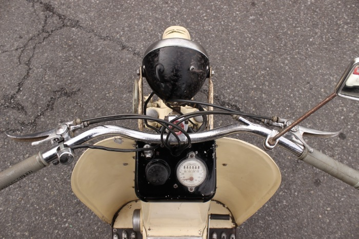 Moto Guzzi Galletto 160 入荷_a0208987_15463407.jpg