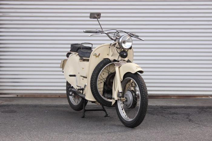 Moto Guzzi Galletto 160 入荷_a0208987_15464759.jpg