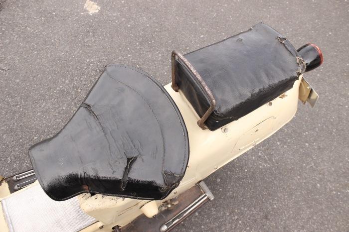 Moto Guzzi Galletto 160 入荷_a0208987_15465326.jpg