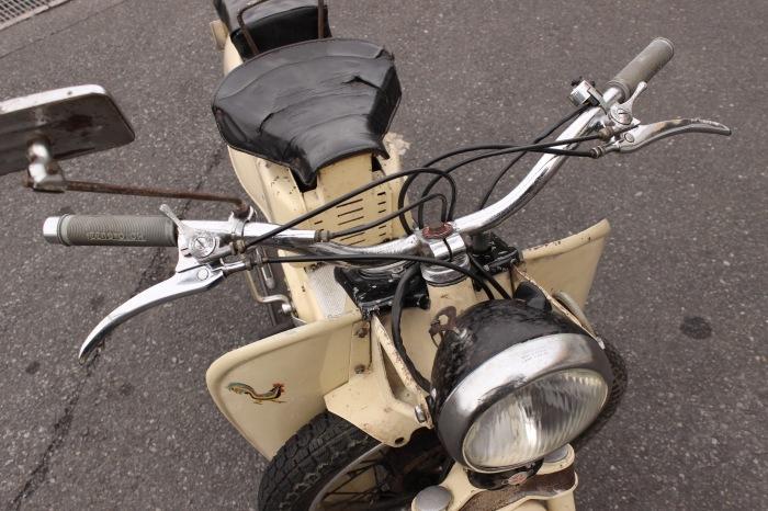 Moto Guzzi Galletto 160 入荷_a0208987_15470577.jpg