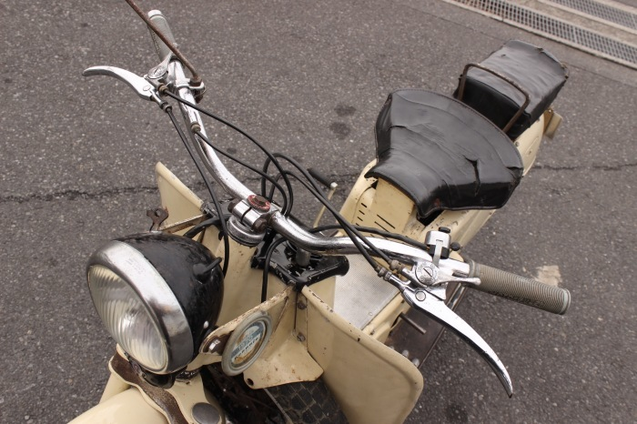 Moto Guzzi Galletto 160 入荷_a0208987_15470929.jpg