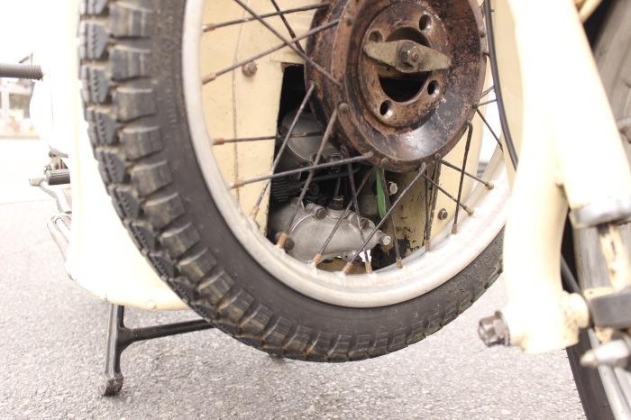 Moto Guzzi Galletto 160 入荷_a0208987_15471386.jpg