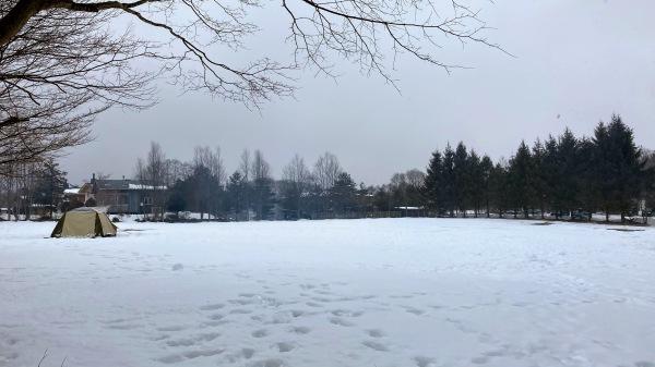 今日も雪景色のきたかるより*_b0174425_16515402.jpg