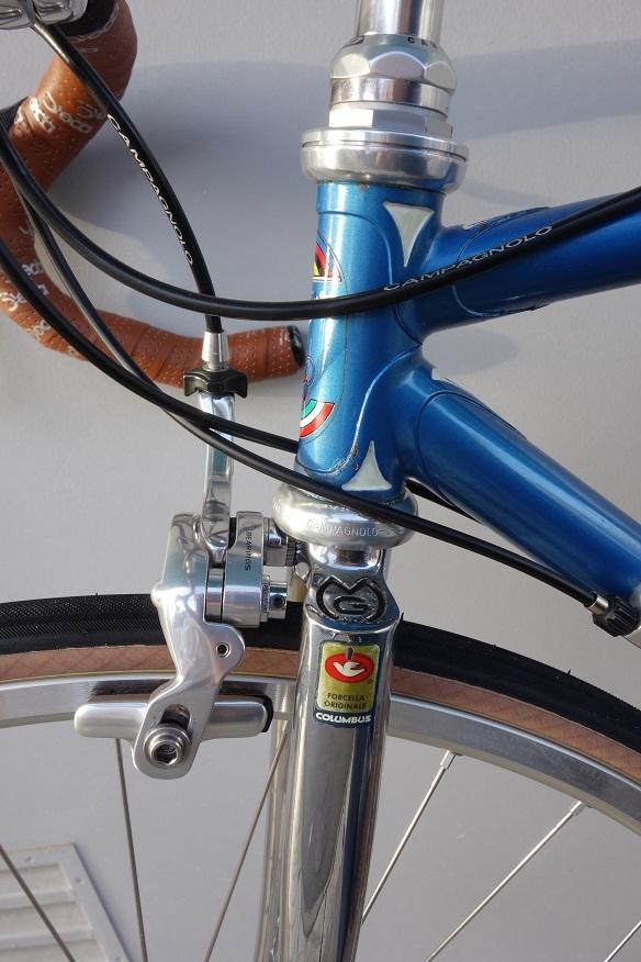 Gudio MESSINA ビンテージロードバイク復活 ロードバイクPROKU_b0225442_18130962.jpg