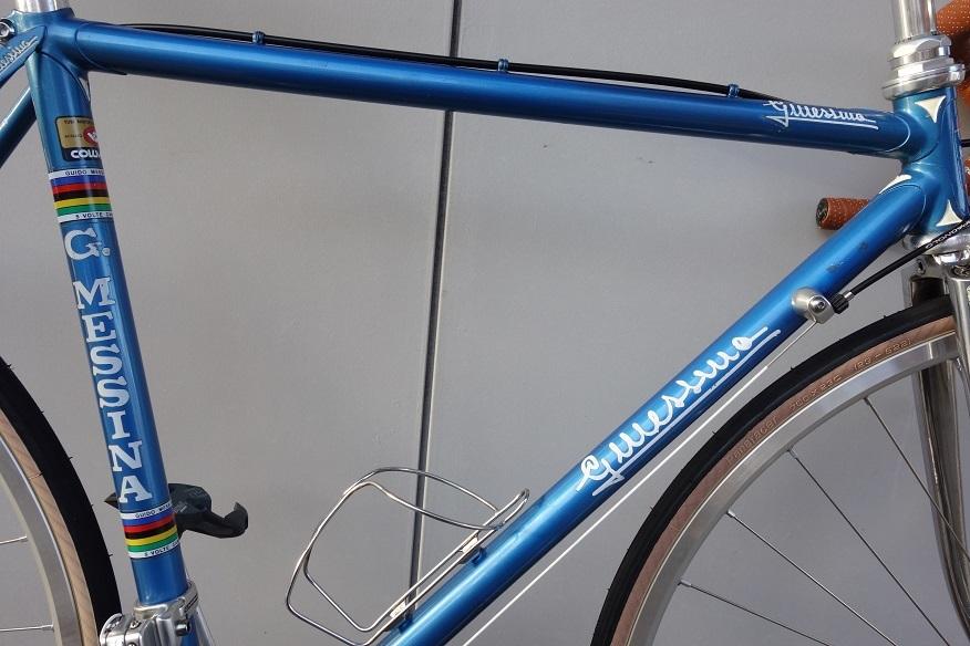 Gudio MESSINA ビンテージロードバイク復活 ロードバイクPROKU_b0225442_18131900.jpg