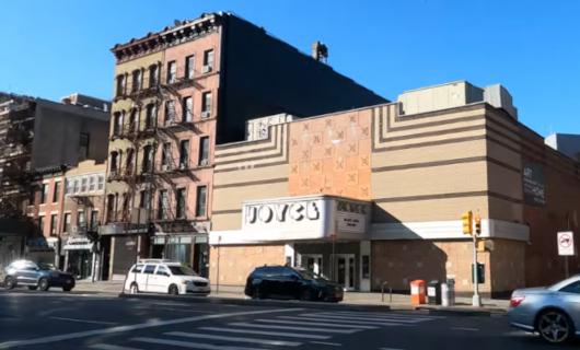 じわじわ、じっくりニューヨークの壁画巡り、チェルシー編(3)新旧ごちゃまぜエリア_b0007805_09582583.jpg