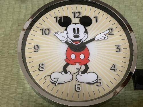Alexa対応 ミッキー時計を買ってみました。_b0028732_15325230.jpeg