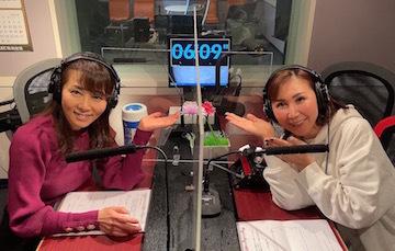 ラジオ番組「高橋洋子のあ〜ねっ!」特別ゲスト出演させていただきました!(^^)オンエアは2月下旬からです〜!_c0118528_17342527.jpg