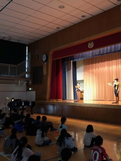 12月に続き学校訪問〜港区御田小学校〜_e0088256_17052302.jpg