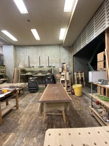 船堀の家 テーブル製作 _b0144558_20405396.jpg