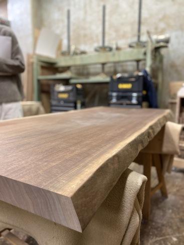 船堀の家 テーブル製作 _b0144558_20410057.jpg