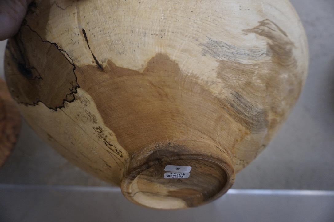 河内伯秋 木のうつわ展 明日(2/1)までです_b0132442_18395581.jpeg