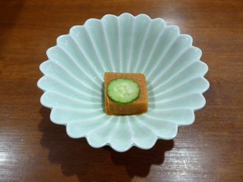 京都・二条城「リストランテ野呂」へ行く。_f0232060_23221316.jpg