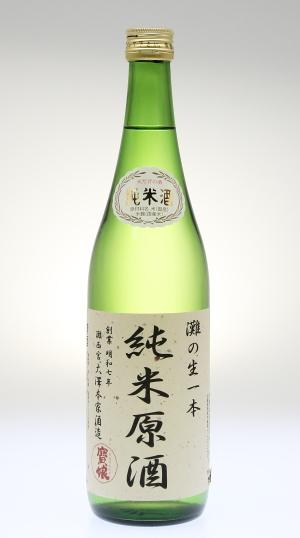宝娘 灘の生一本 純米原酒[大澤本家酒造]_f0138598_11554110.jpg
