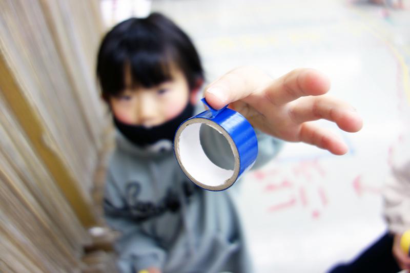 児童画クラス「テープアート」ご紹介_b0212226_21175343.jpg