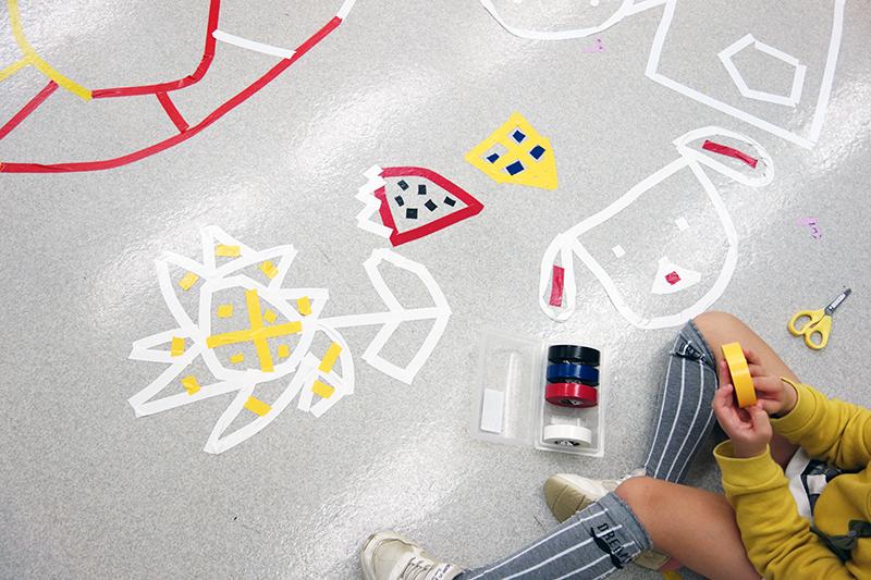 児童画クラス「テープアート」ご紹介_b0212226_21190625.jpg