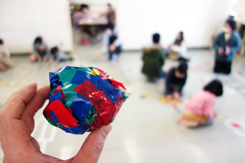 児童画クラス「テープアート」ご紹介_b0212226_21255075.jpg