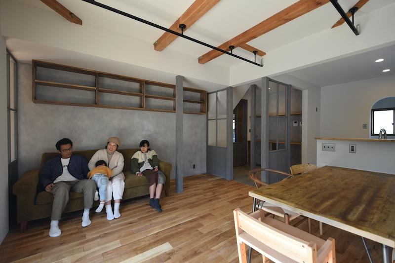SHIN-EIの家竣工いたしました。_f0176239_08430079.jpg