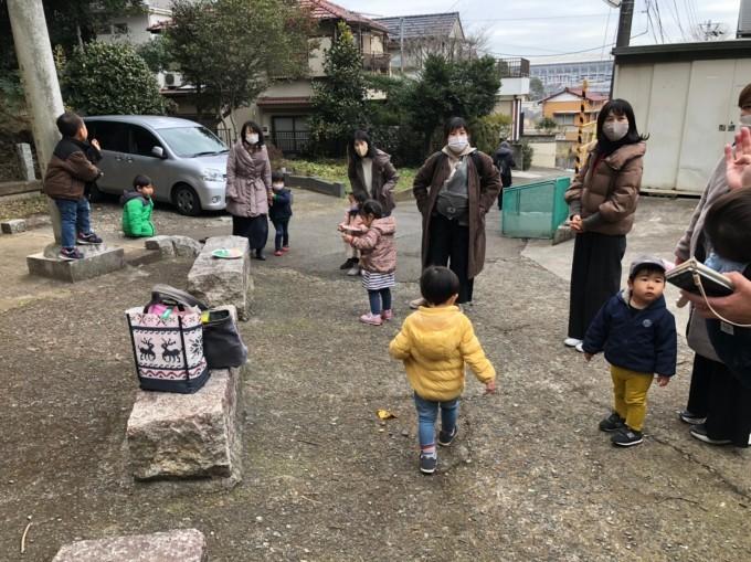 チャイルドパーク☆節分の工作_c0226744_04365170.jpg