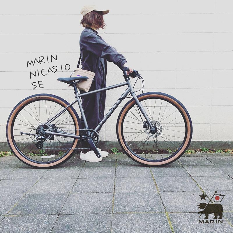 2021 MARIN 「NICASIO SE」マリン ニカシオ おしゃれ自転車 オシャレ自転車 自転車女子 自転車ガール クロスバイク_b0212032_13384112.jpeg