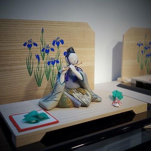 ー増田としこ 人形展ー 開催中です🎎🌸_b0232919_16152315.jpg