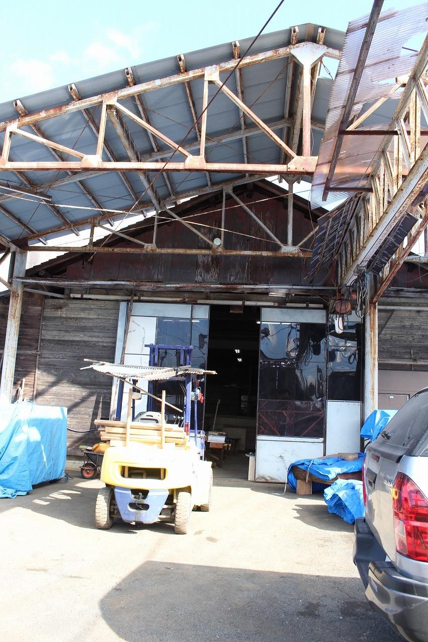 㐂三郎さんの加工場の界隈。_a0355629_06234379.jpg