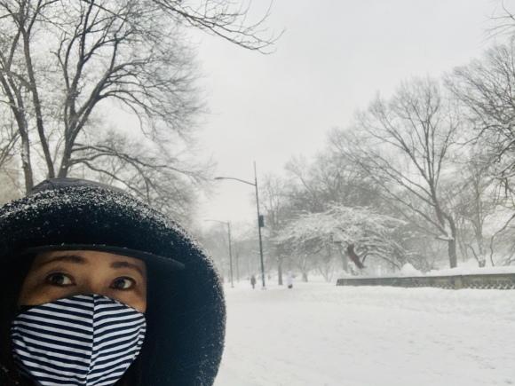 お誕生日と雪のNY❄️_a0150139_17353216.jpeg