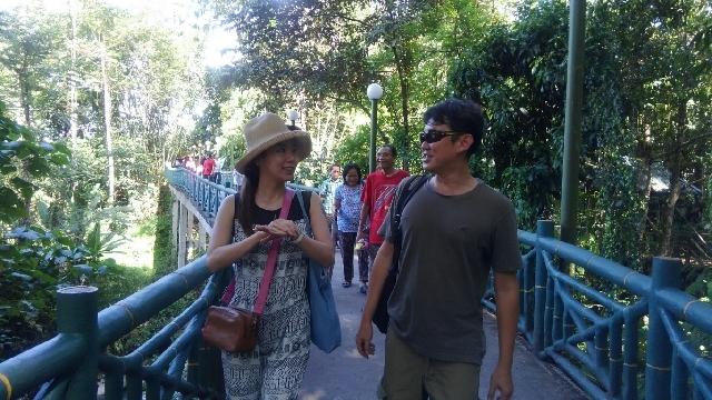 キナバル公園とポーリン温泉観光の服装_a0132757_12230066.jpg