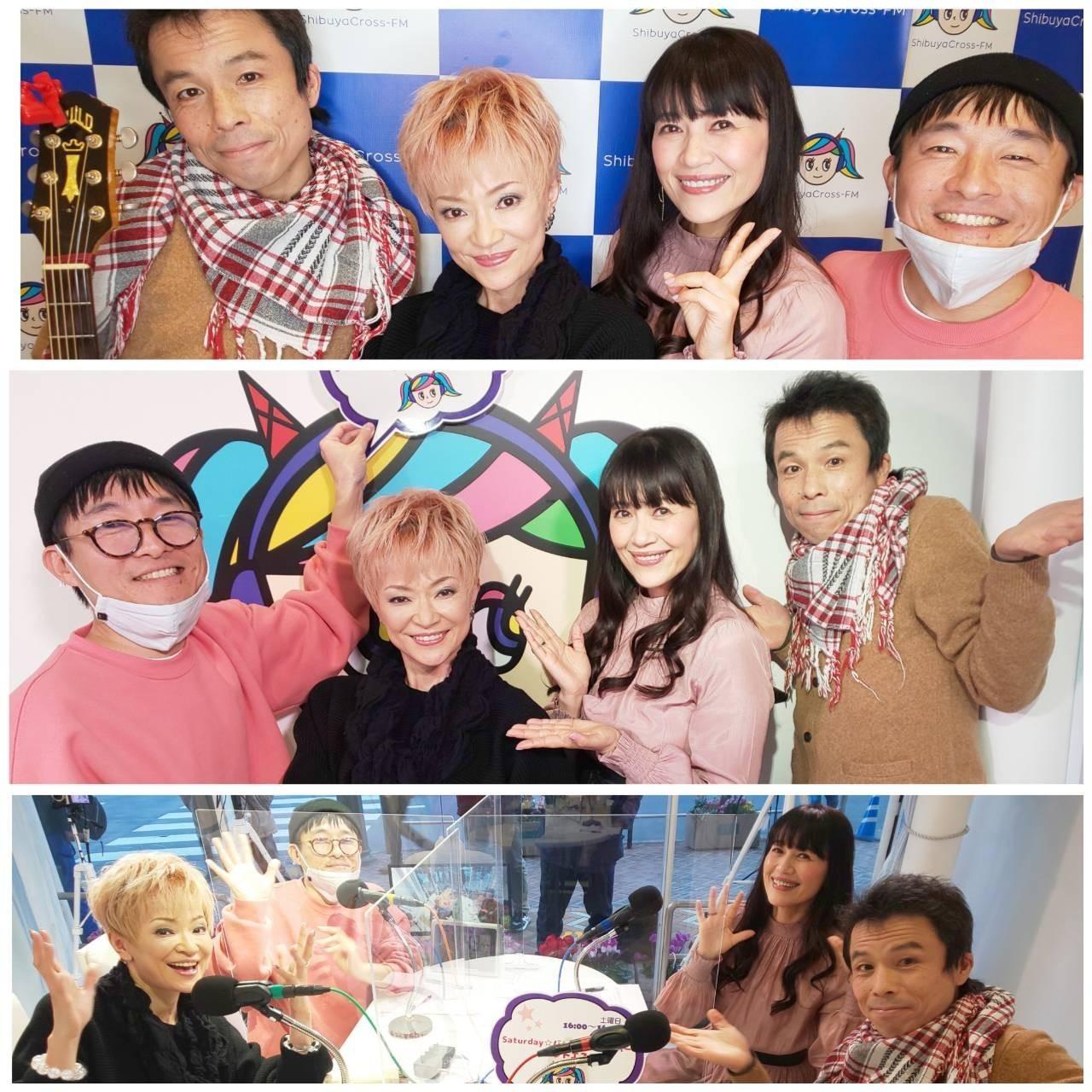 渋谷クロスFMさんの番組へ。楽しかったな!_a0087471_22272429.jpeg