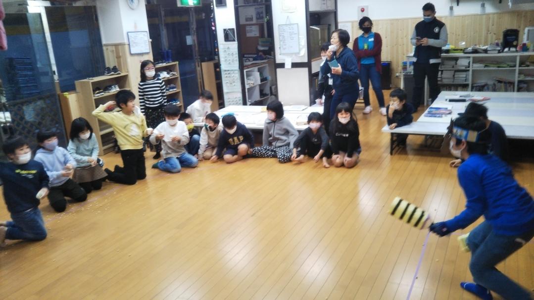 【Setsubun】2月2日『節分の豆まきに挑戦!』_f0225094_19455255.jpg
