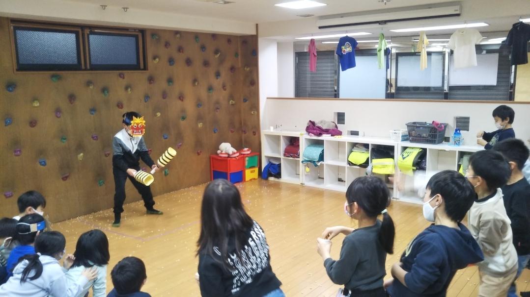 【Setsubun】2月2日『節分の豆まきに挑戦!』_f0225094_19460083.jpg
