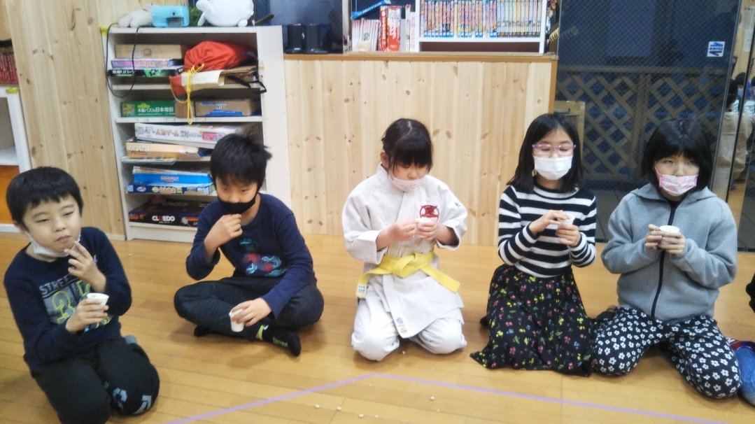 【Setsubun】2月2日『節分の豆まきに挑戦!』_f0225094_19461154.jpg
