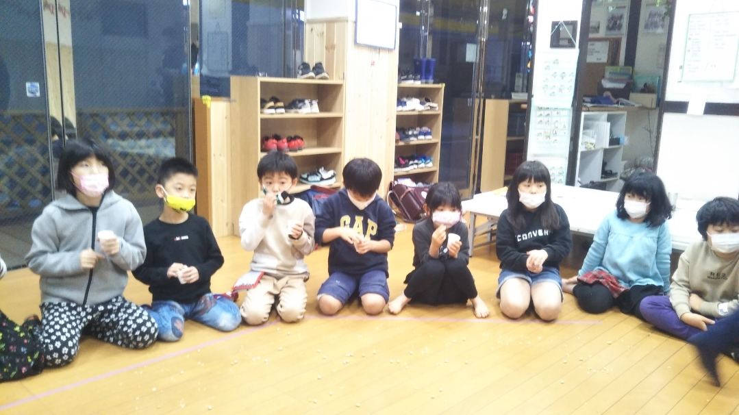 【Setsubun】2月2日『節分の豆まきに挑戦!』_f0225094_19461738.jpg