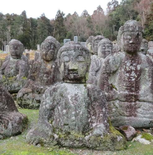 琵琶湖・湖西の名所散策❶『鵜川の石仏&白髭神社』_a0279738_14462343.jpg