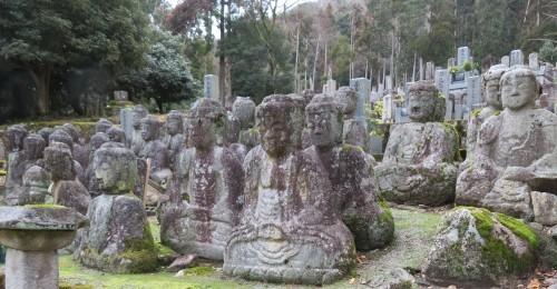 琵琶湖・湖西の名所散策❶『鵜川の石仏&白髭神社』_a0279738_14472400.jpg
