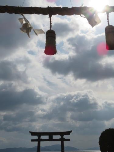 琵琶湖・湖西の名所散策❶『鵜川の石仏&白髭神社』_a0279738_14491786.jpg