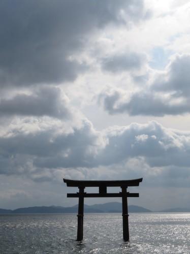 琵琶湖・湖西の名所散策❶『鵜川の石仏&白髭神社』_a0279738_14514160.jpg