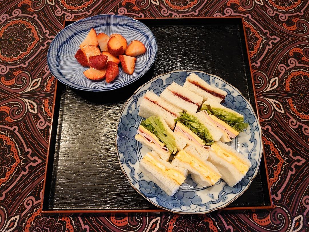 朝食_c0030950_02583878.jpg