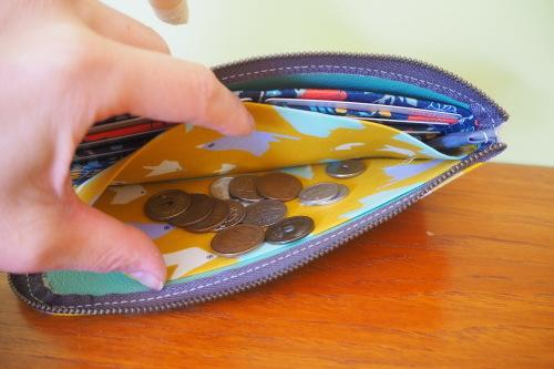 春のお財布「wallet」long or short._e0243765_20410015.jpg