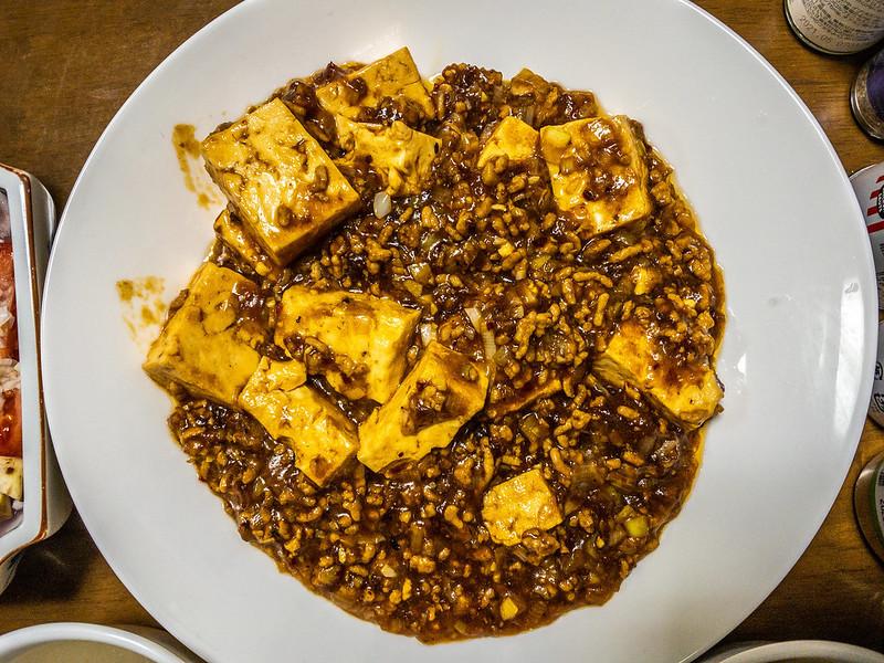 麻婆豆腐を作る_d0227799_10245175.jpg