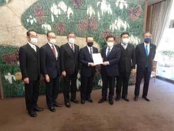 1月19日 県土整備促進議員連盟が知事要望を実施_d0225737_23052903.jpg