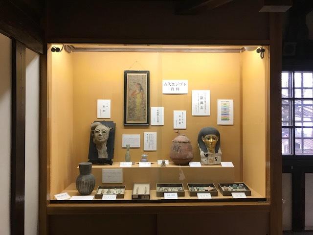 集古館の常設展示_e0135219_10500544.jpg