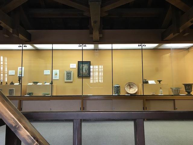 集古館の常設展示_e0135219_10500632.jpg