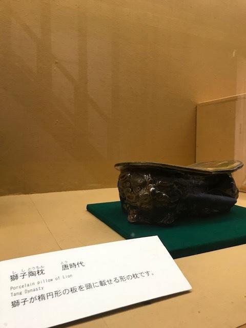 集古館の常設展示_e0135219_10500668.jpg