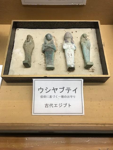 集古館の常設展示_e0135219_10500681.jpg