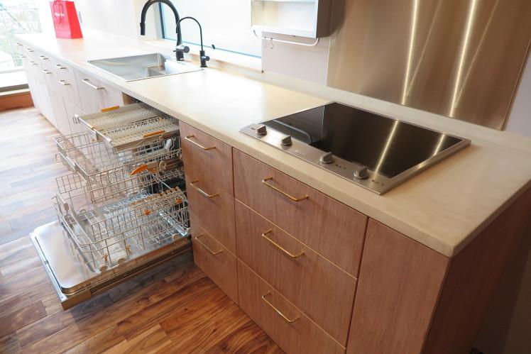 なぜミーレ食器洗い機が圧倒的な支持を得ているのか?★造作キッチン事例_c0156359_10013436.jpg